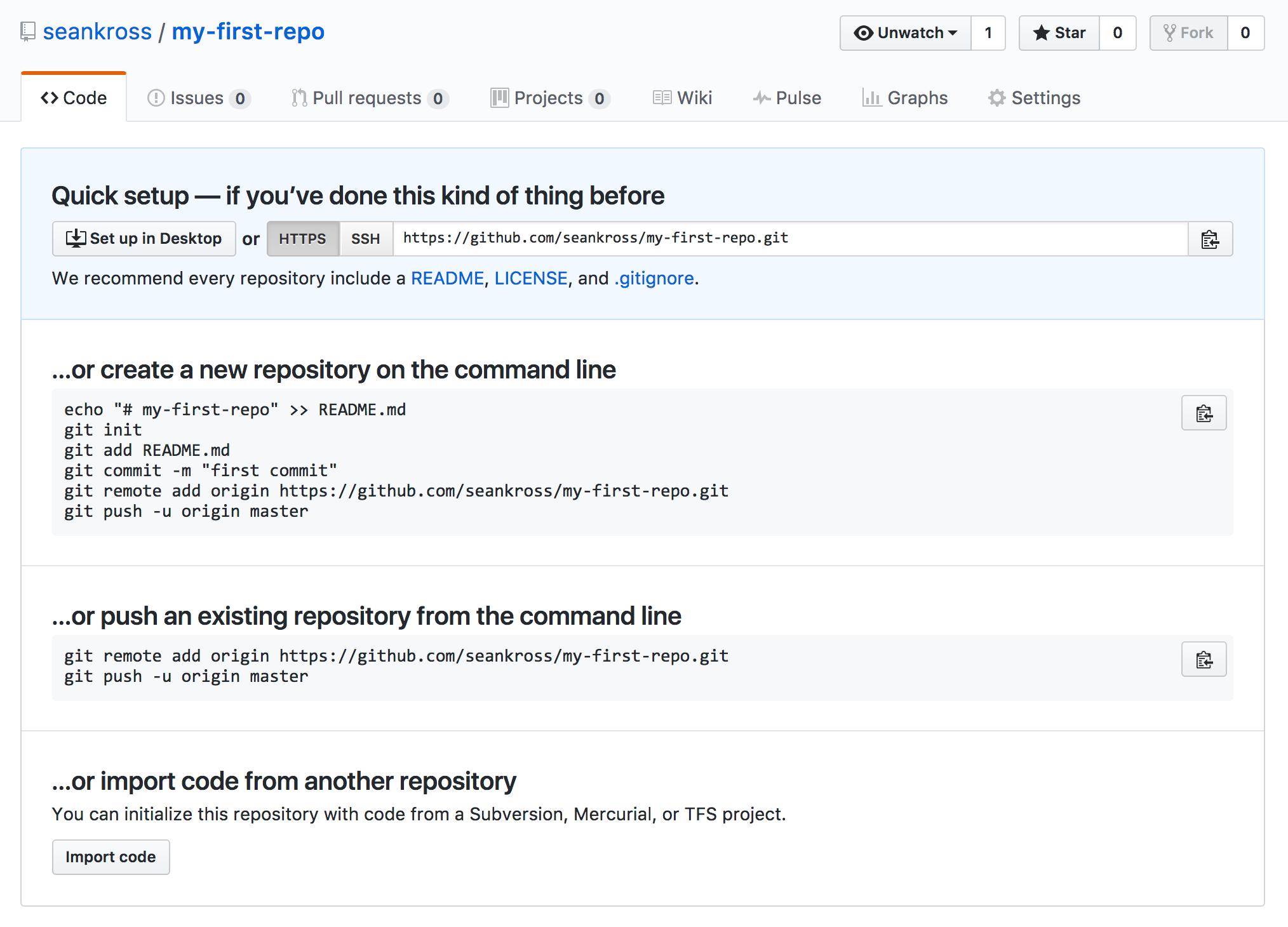 Chapter 6 Git and GitHub | The Unix Workbench